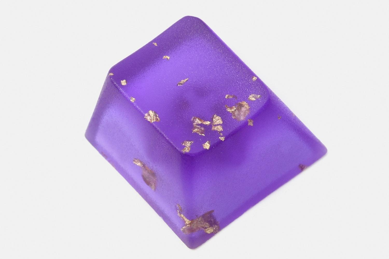 Cherry profile, R4 - 1u, purple
