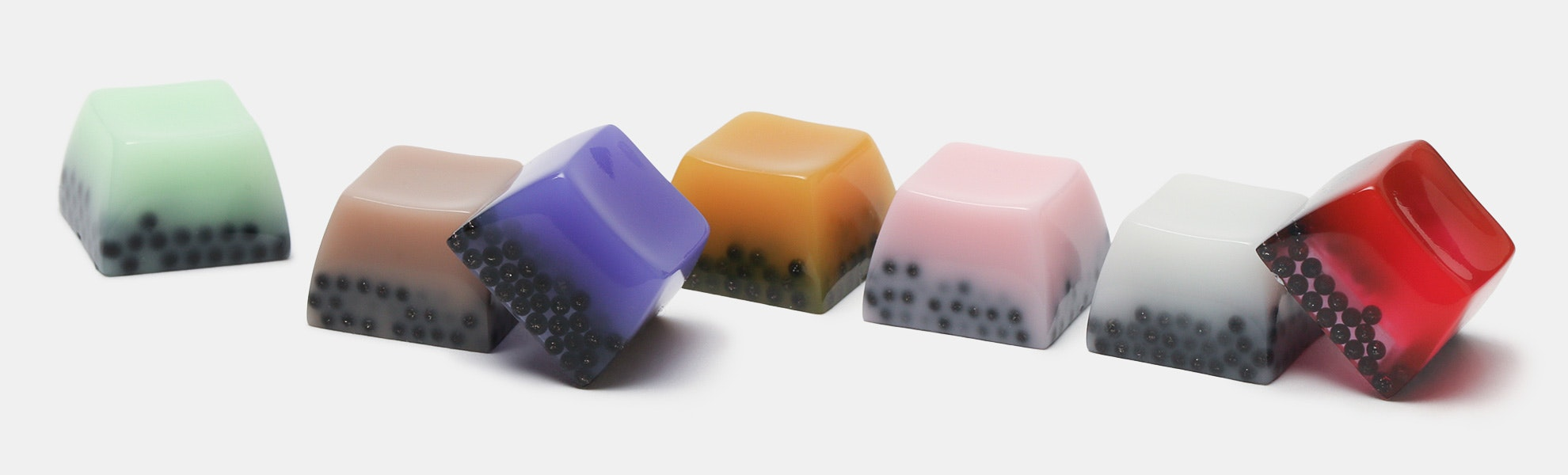 Idea23 Bubble Tea Artisan Keycap