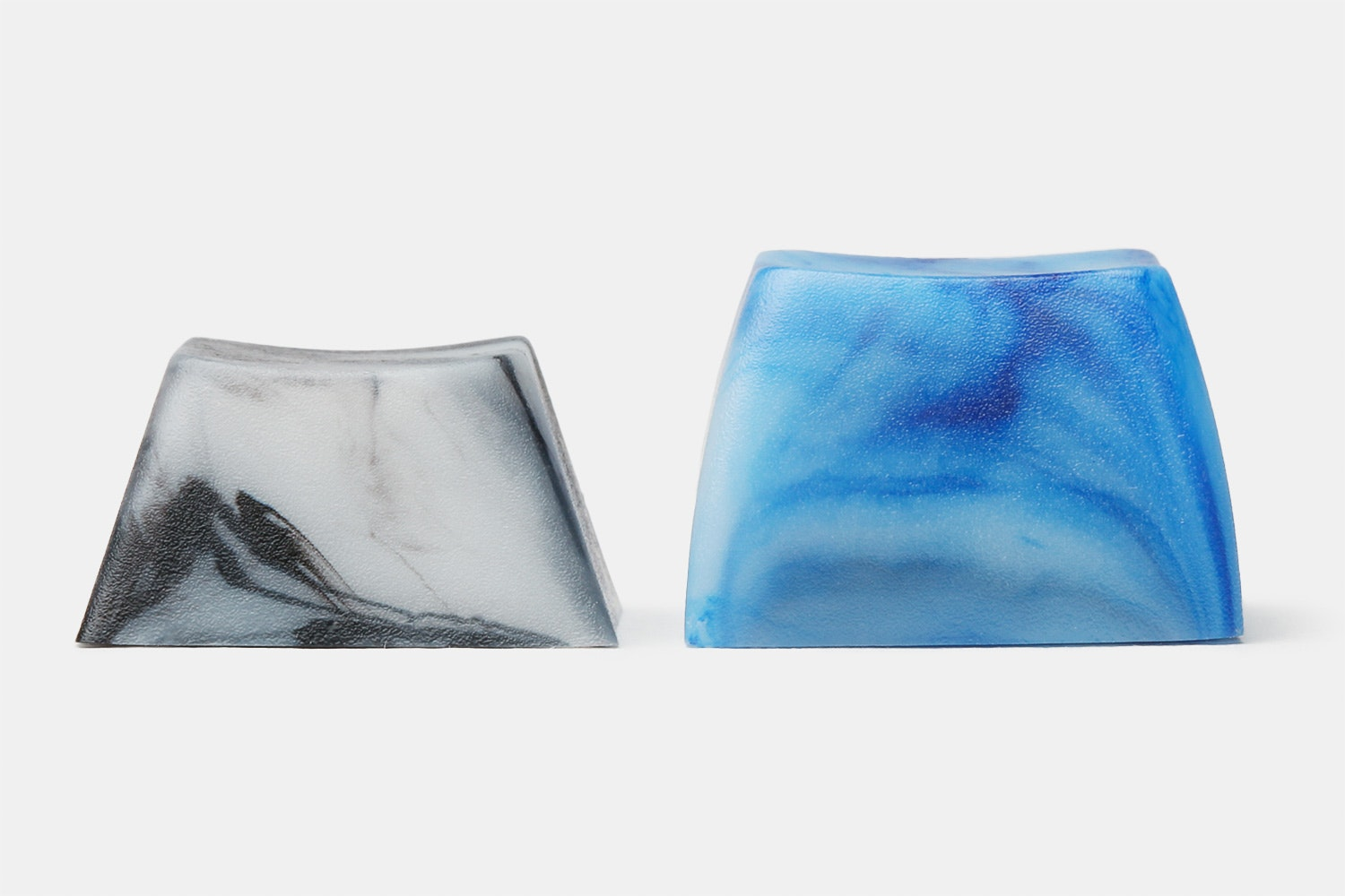 Idea23 Marbled Resin Artisan Keycaps (4-Pack)