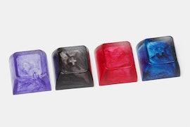 SA profile –Translucent (Lavender, Ink, Berry, Snow)