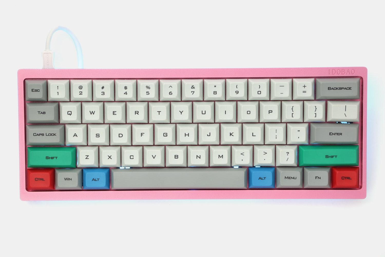 Idobao 60% Custom Mechanical Keyboard Kit