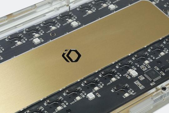 IDOBAO ID80 Crystal Gasket Keyboard Kit – Drop Exclusive