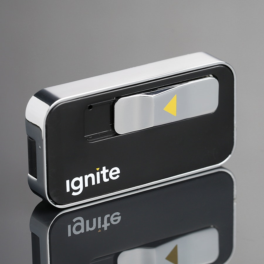Ignite USB Rechargeable Lighters