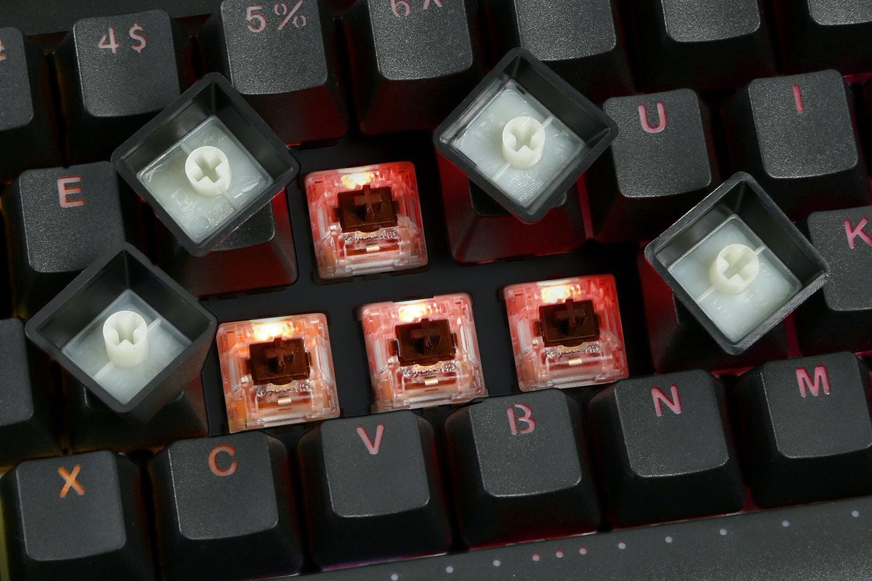IKBC MF-87 RGB Mechanical Keyboard