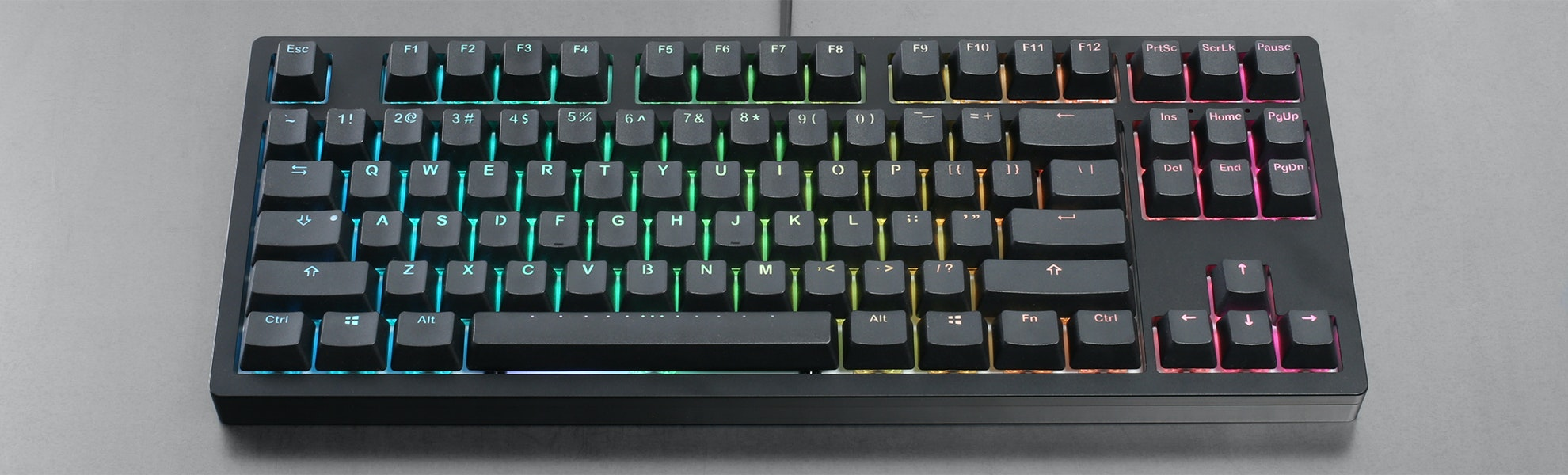 IKBC MF-87 RGB Mechanical Keyboard