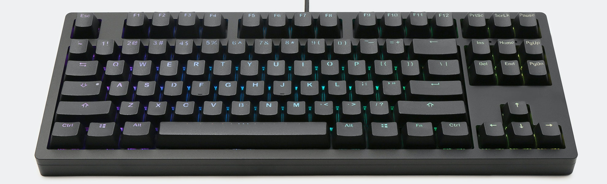 IKBC MF87 v.2 RGB Mechanical Keyboard