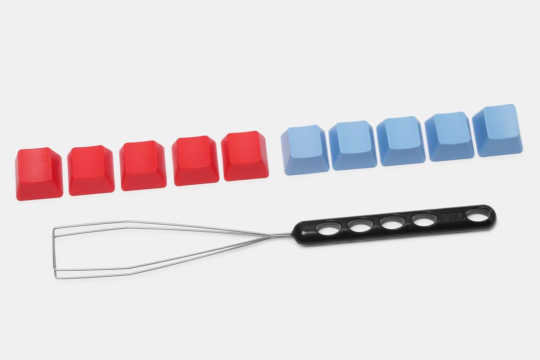 IKBC TD108 Blue LED Backlit Mechanical Keyboard