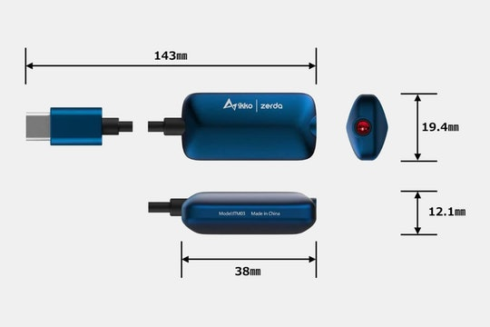 IKKO Zerda ITM03 Portable DAC/Amp