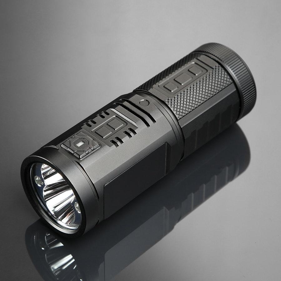 Imalent SA04 1100-lumen AA Flashlight