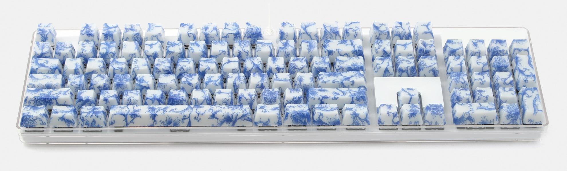 Imperial Porcelain ABS Keycap Set