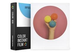 Color Film Round Frame 4524