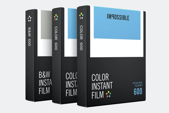 Impossible Project I-1 Camera Bundle