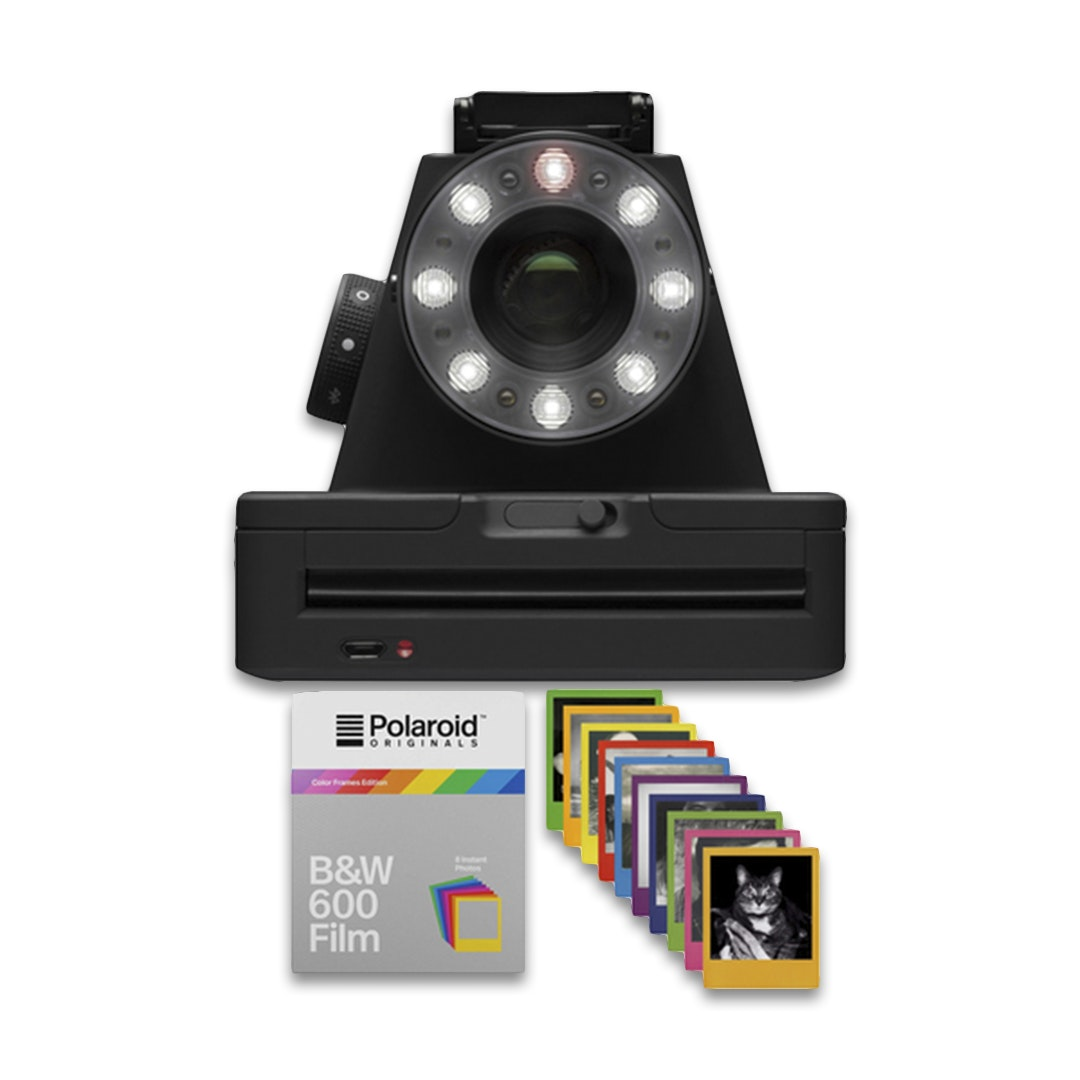 Impossible Project I-1 Instant Camera Bundle