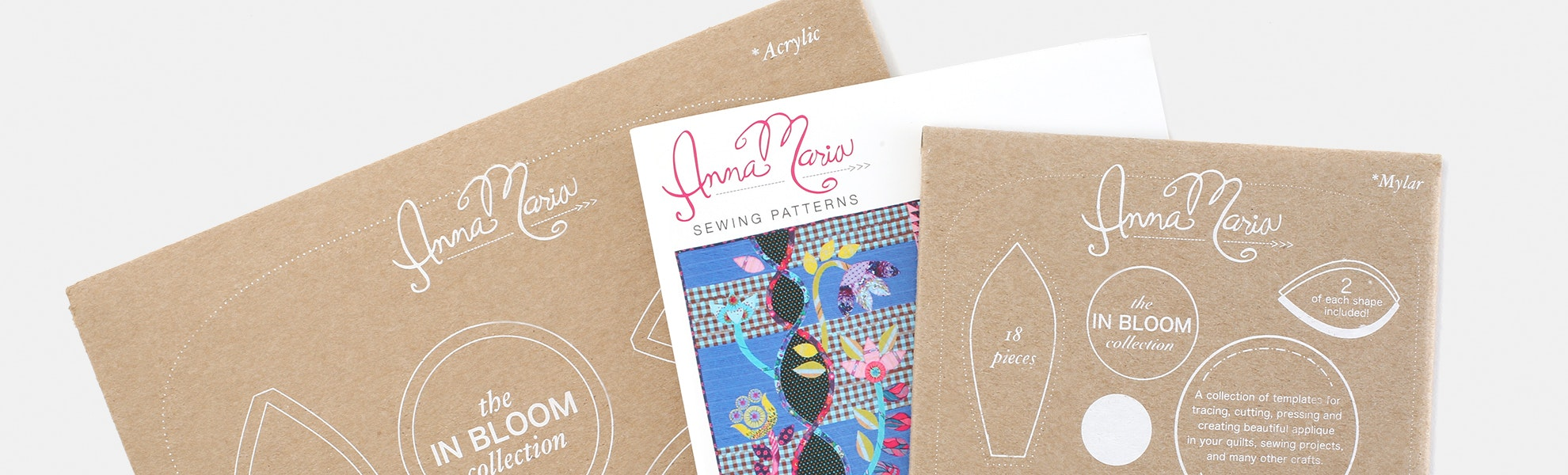 In Bloom Template Bundle by Anna Maria Horner