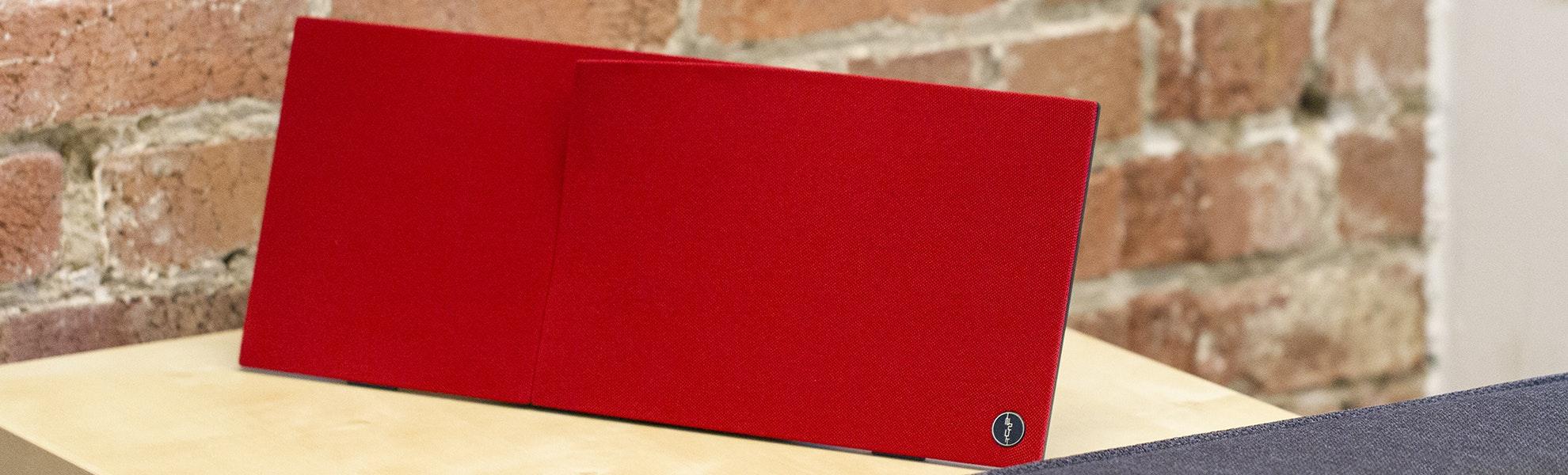 In2uit Filo Portable Electrostatic Speakers