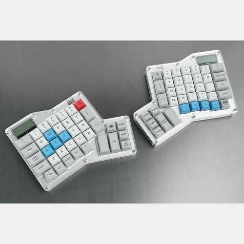 Infinity ErgoDox Ergonomic Keyboard Kit | Price & Reviews