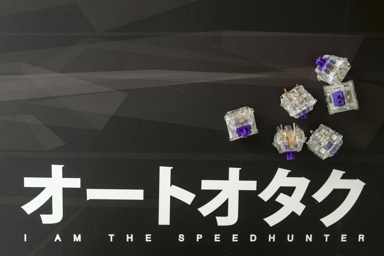 Infinity x GMK 3Run 60% Keyboard Kit