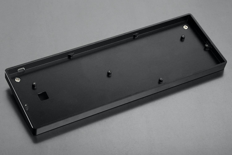 Low Profile CNC Aluminum Case Black