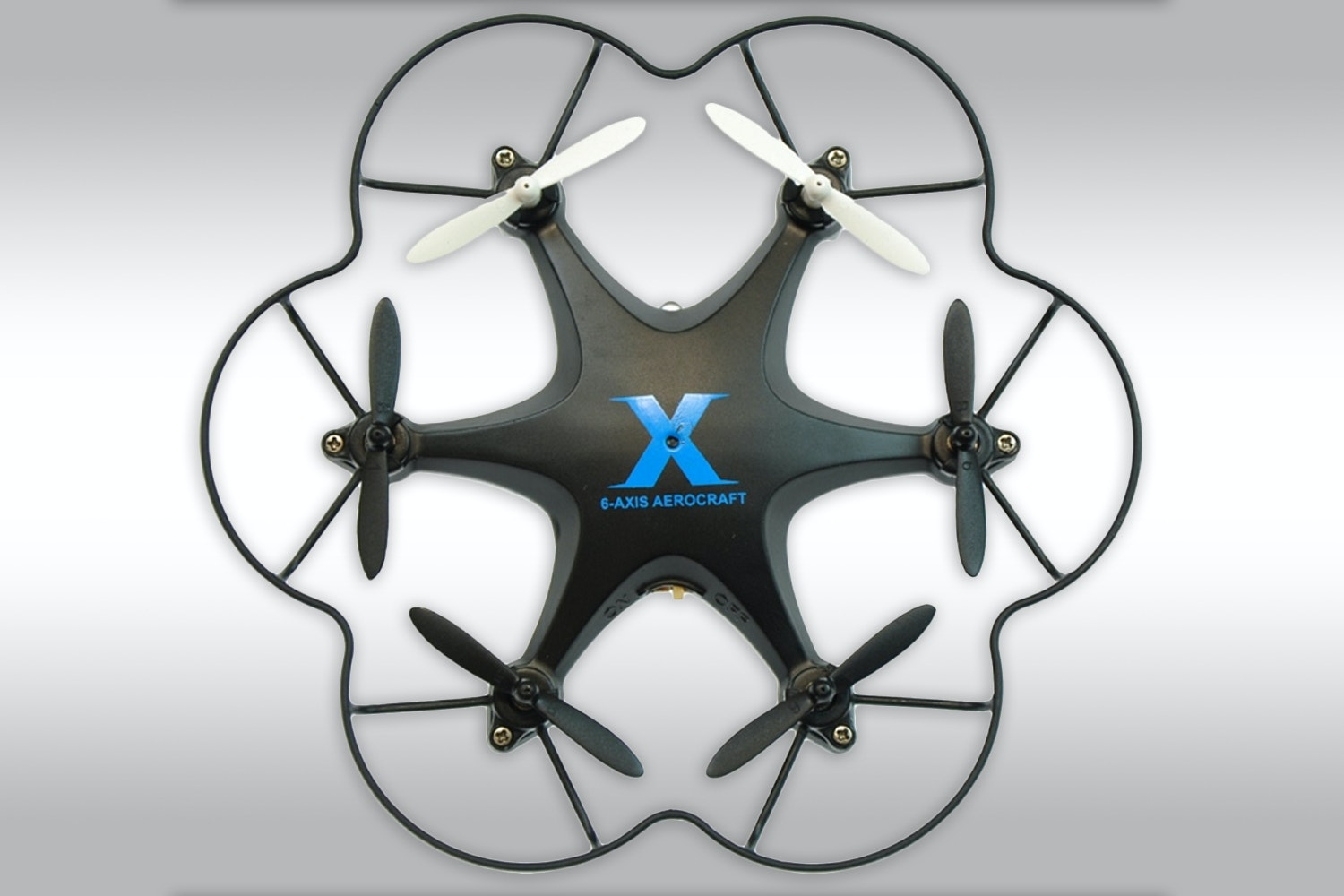 Inguity XR-7 Worlds Smallest Hexacopter