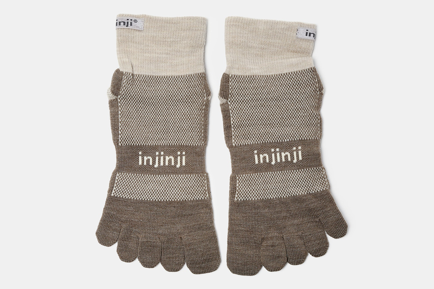Injinji Outdoor Midweight Socks (3-Pack)
