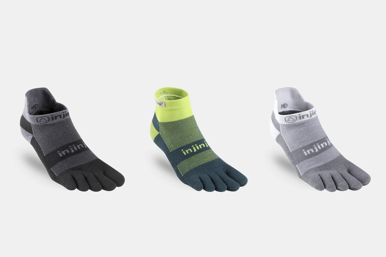 Injinji Run Midweight Socks (3-Pack)