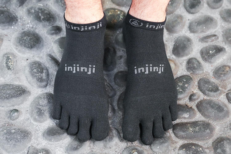 Injinji Run Lightweight Socks (3-Pack)