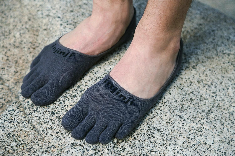 Injinji Sport Socks (3-Pack)
