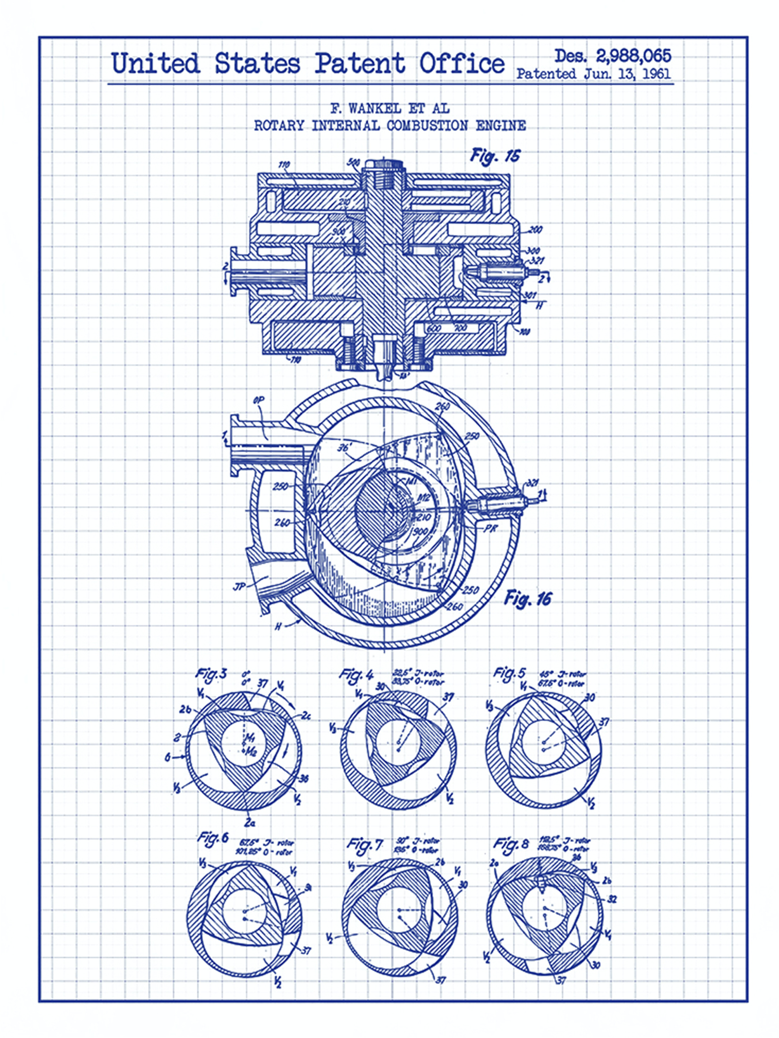 Rotary Internal Combustion Engine