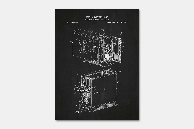 Compaq Computer Chassis