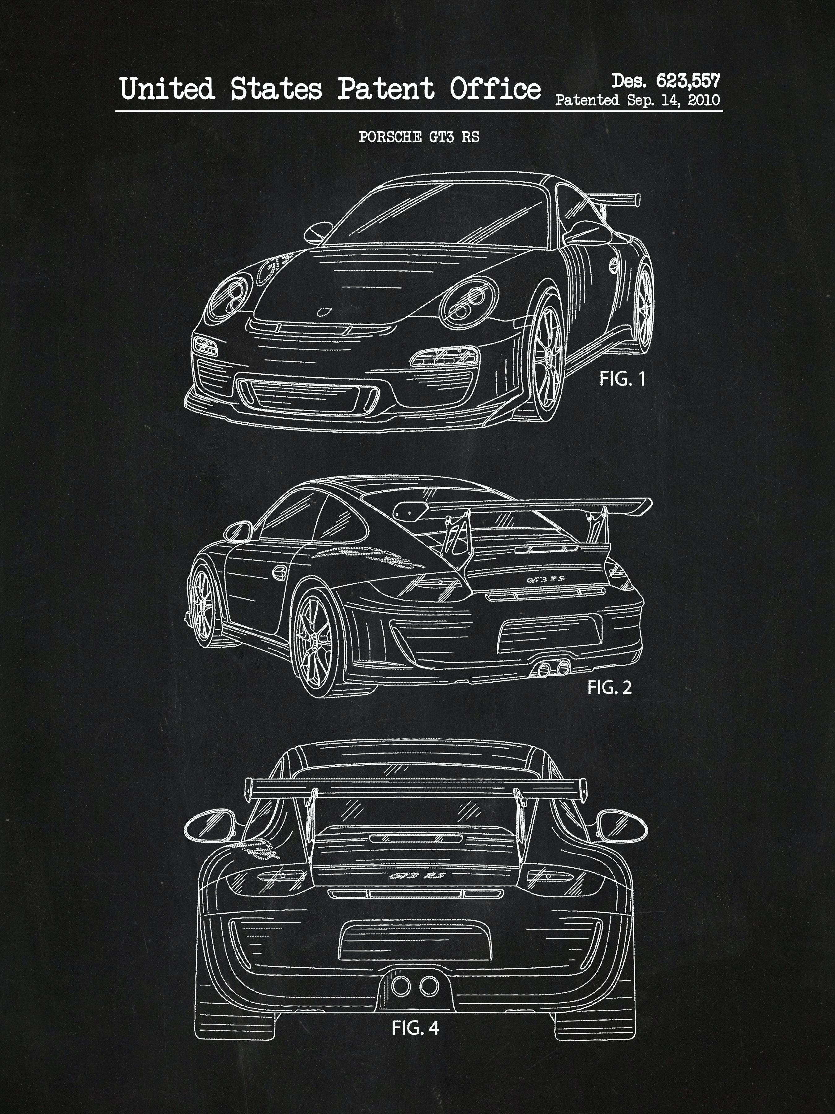 Porsche GT3 RS - 2009 - 623,557