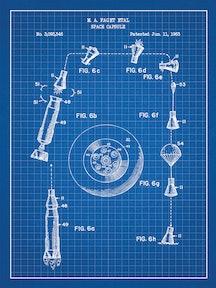 Space Capsule - 3,093,346