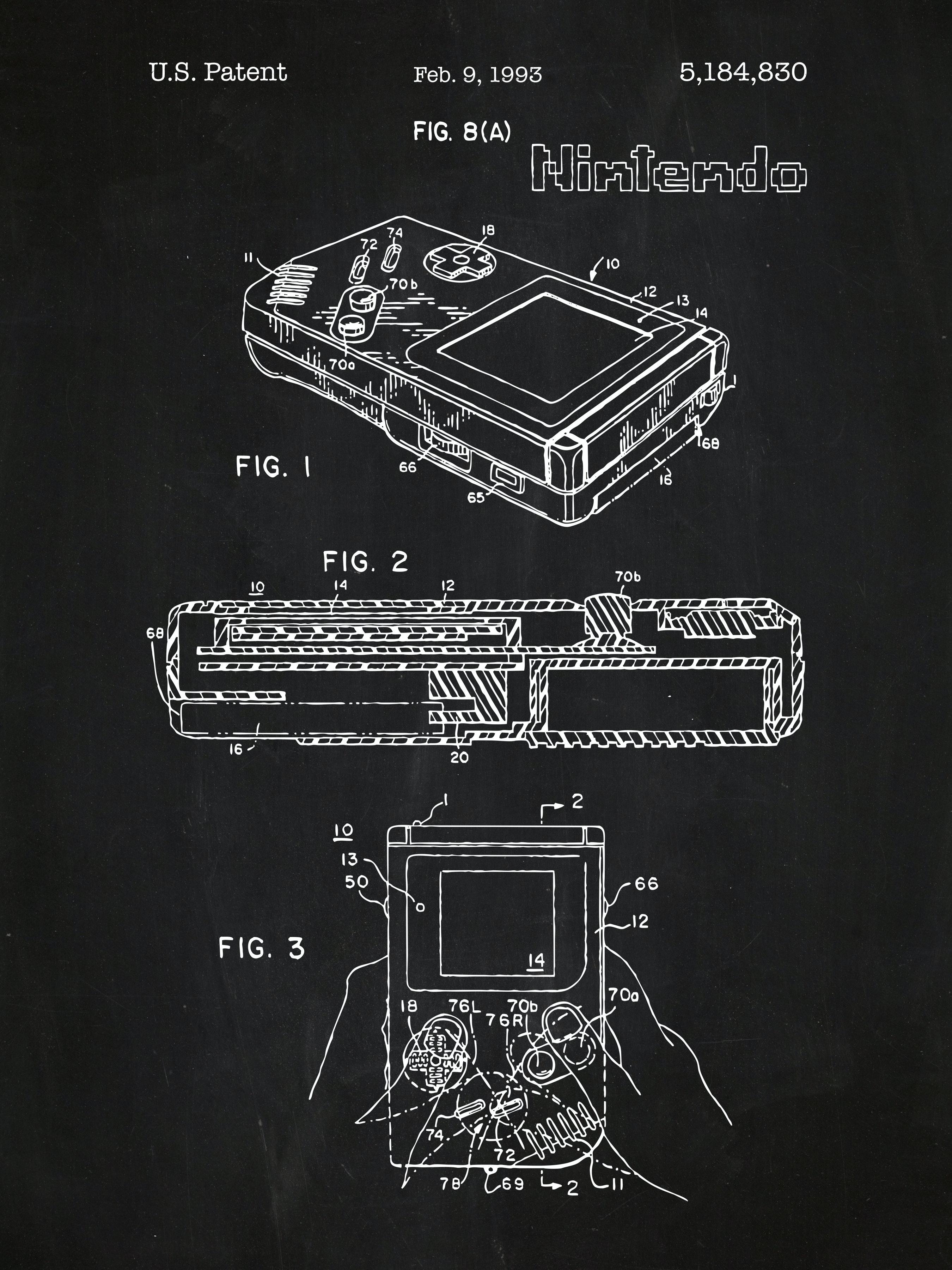 Nintendo Gameboy - 1993 - 5,184,830