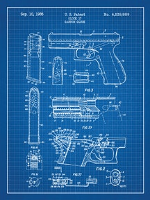 Glock 17 Handgun - 4,539,889