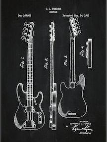 Fender Base Guitar - 169,062