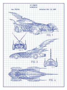 Batmobile - 375,704