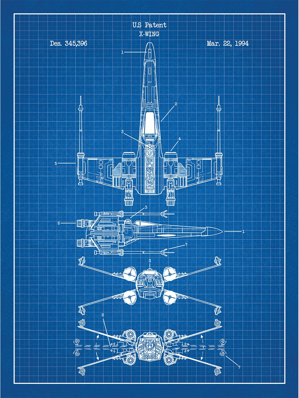 Star Wars - X-Wing B