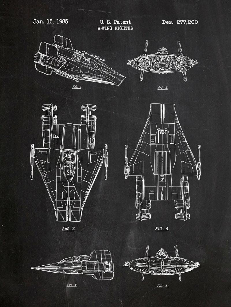 Star Wars - A-Wing