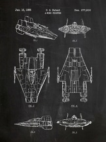 Star Wars - A-Wing