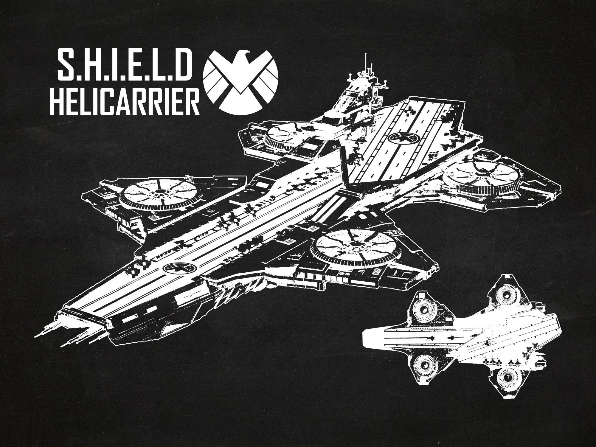 S.H.I.E.L.D. - Helicarrier