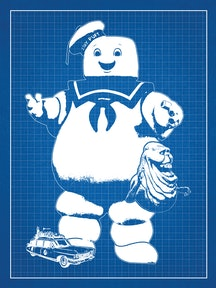 Ghostbusters - Stay Puft