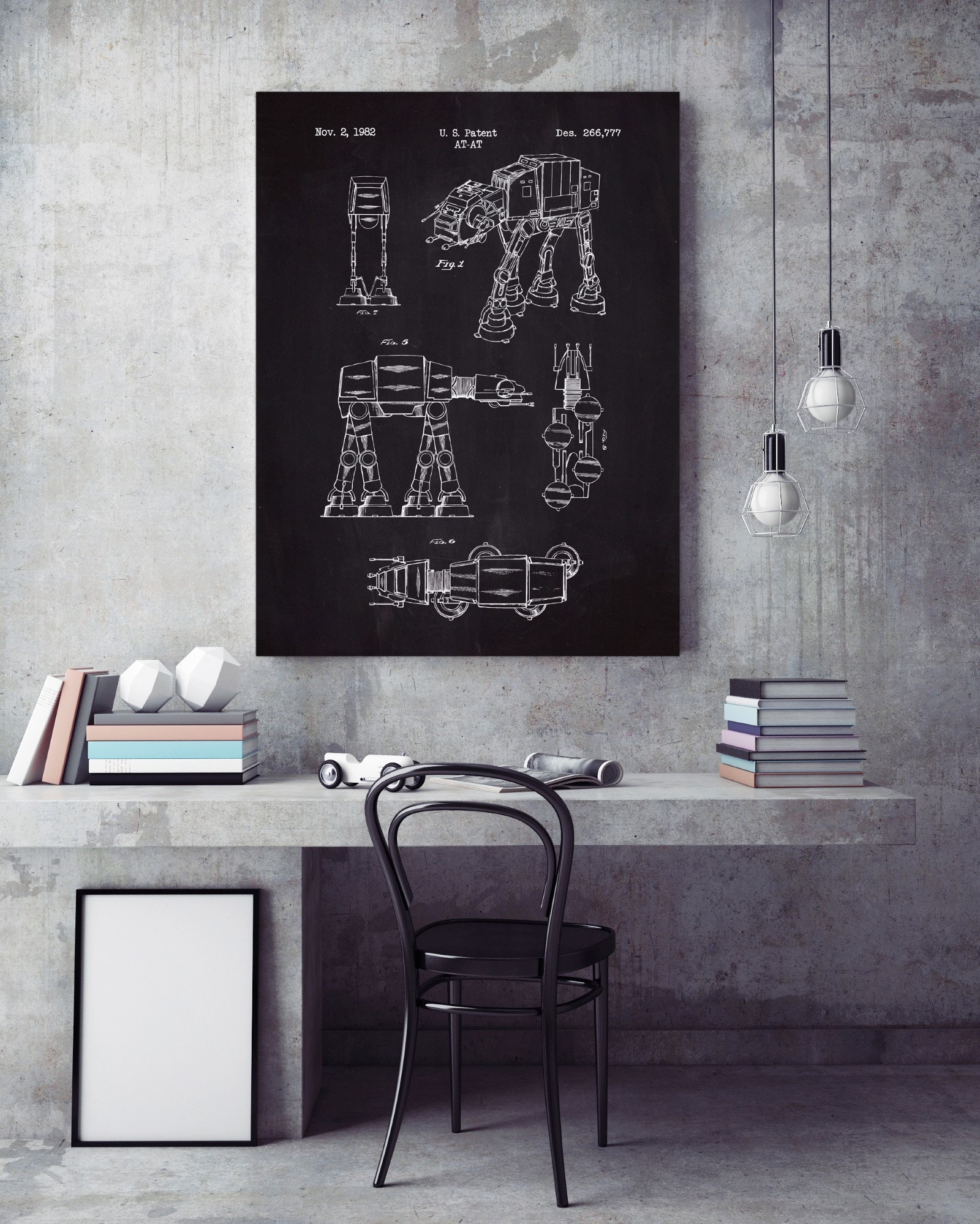 Inked And Screened Sci Fi Patent Prints Price Amp Reviews