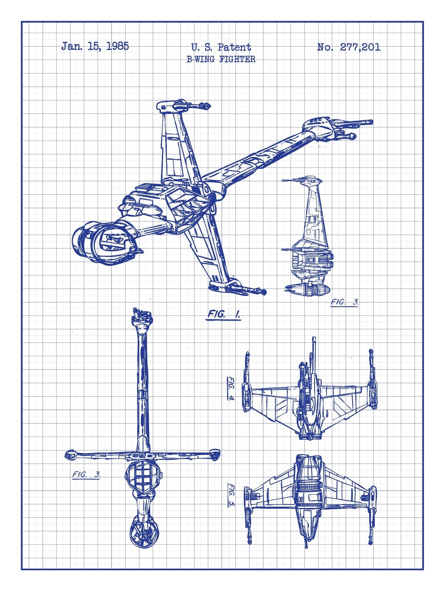 Star Wars - B-Wing