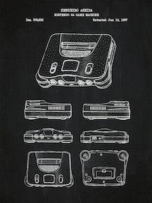 Nintendo 64 Game Machine