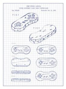 Super Nintendo Hand Held Controller