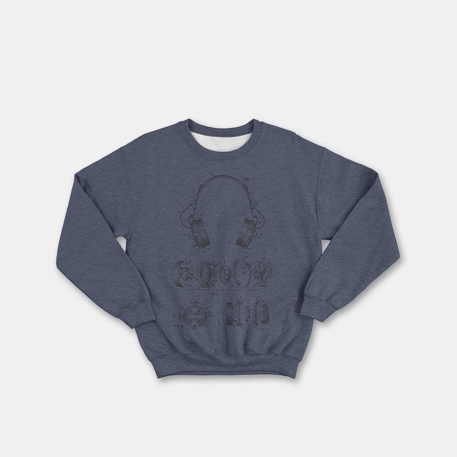 Inked & Screened Graphic Sweatshirts