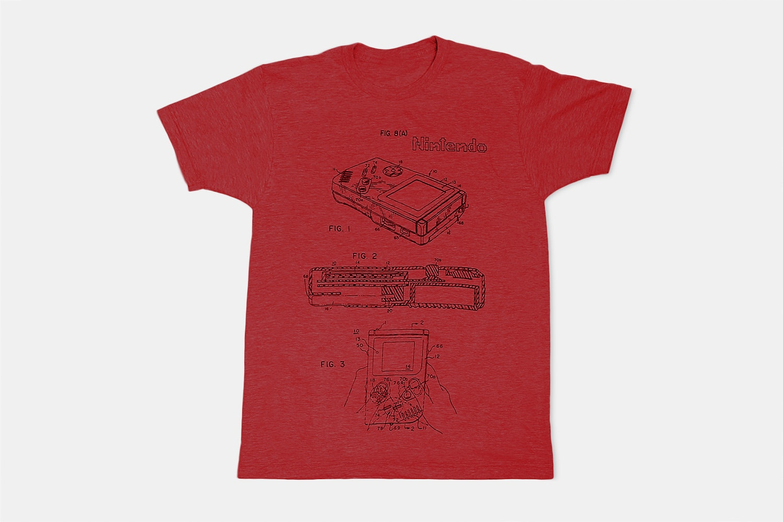 Gameboy - Red