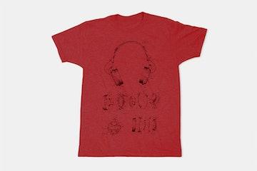 Headphones - Red