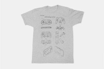 Nintendo Controllers - Gray