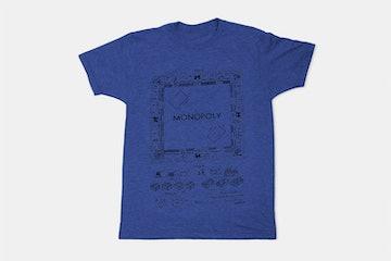 Monopoly - Blue