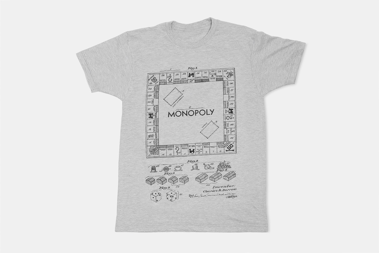 Monopoly - Gray